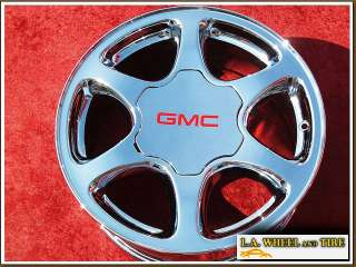 17 GMC SIERRA YUKON DENALI CHROME WHEELS RIMS EXCHANGE