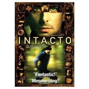 com Intacto [NTSC/REGION 4 DVD. Import Latin America] Max Von Sydow