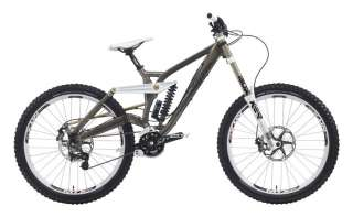 Supreme with Fox RC4 rear shock and D.O.P.E. kit complete bike