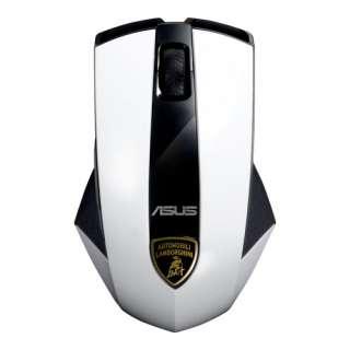 ASUS WX   Lamborghini Wireless Laser Mouse  White color   Free