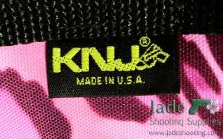 NEW PINK LEOPARD PRINT SCOPED 48 RIFLE SHOTGUN CASE for Women Ladies