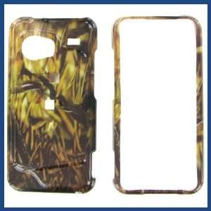 HTC Droid Incredible Wood Protective Case Electronics