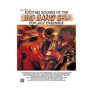 Exciting Sounds of the Big Band Era Musical Instruments