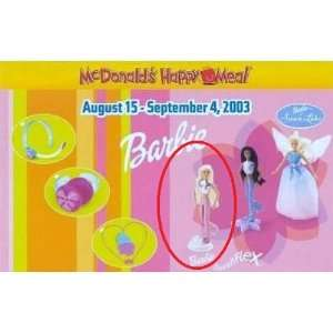 Happy meal Barbie Dance and Flex Barbie Doll Toy #1 2003