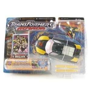 Transformers Armada Wheeljack with Wind Sheer: Toys