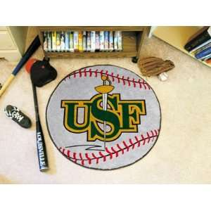 University of San Francisco Baseball Mat