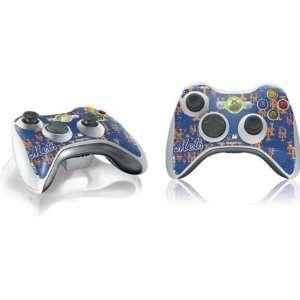 Logo Blast Vinyl Skin for 1 Microsoft Xbox 360 Wireless Controller