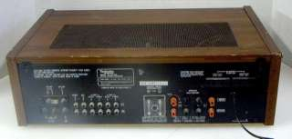 Technics Panasonic SA 500 AM FM Stereo Receiver