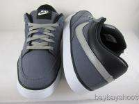 NIKE AVID CANVAS GRAY/BLACK/WHITE SKATE MENS ALL SIZES