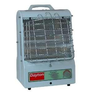 Dayton 3VU31 Electric Heater Features Dual Heating