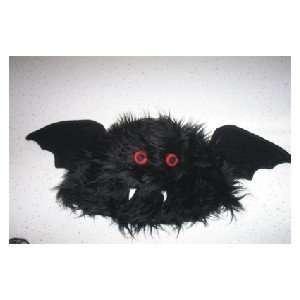 Plush BAT Hat Creepy Halloween Costume One Size Toys & Games