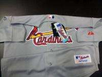St. Louis Cardinals BLANK Road Sewn Jersey High Quality Multi color 6