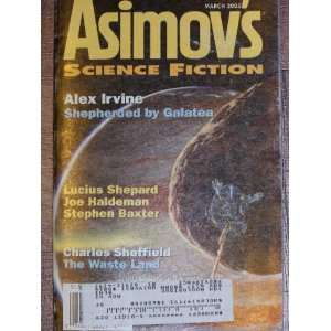Asimovs Science Fiction March 2003 Vol. 27 No. 326