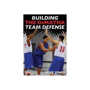 Mike Jones: Building the DeMatha Team Defense (DVD):