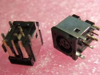 DELL LATITUDE D SERIE DC POWER INSPIRON JACK CONNECTOR