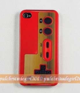 Bundle 3 RETRO Nintendo Hard Case Cover Apple iPhone 4