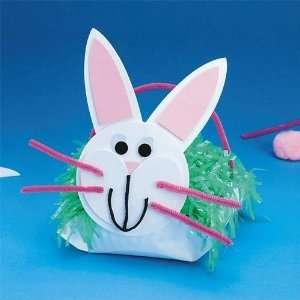 Bunny Basket Craft Kit (Makes 12) Toys & Games