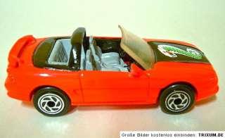 Matchbox MB277 Ford Mustang Cobra Resine pre pro