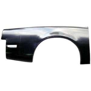 com OE Replacement Pontiac Firebird Passenger Side Quarter Panel Skin