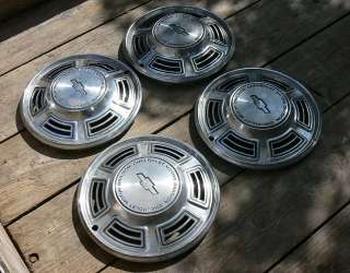 Chevrolet Motor Division Hub Caps/ Wheel Covers