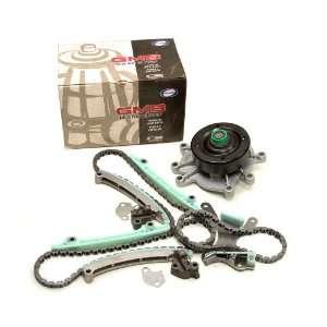 Dodge Jeep VIN N J P Timing Chain Kit w/ Water Pump (w/o Gears
