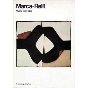 Marca Relli Works from Ibiza, Marlborough Gallery February 8 March 1