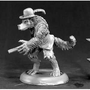 Werewolf Tracker Chronoscope Miniature Figures: Toys & Games