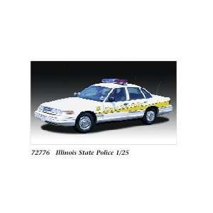 LINDBERG   1/25 Ford Crown Victoria State Police Car