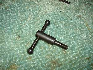 Clausing Drill Press quill lock assembly
