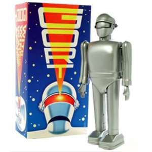 Gort The Day the Earth Stood Still (Diecast) Toys & Games