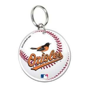 Baltimore Orioles Official Logo Acrylic Key Ring