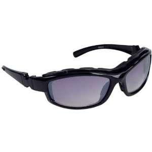 Bobster Road Hog II Convertible Sunglass/Goggle   Black Frame
