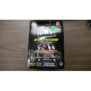 NWO Nitro Streetrods 1/64 Die Cast Car Macho Man Randy Savage