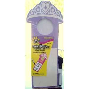 Do Fun Door Hanger with Wipe Board: Arts, Crafts & Sewing