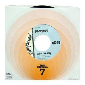 sugar dreams 45 rpm single: MANZEL: Music