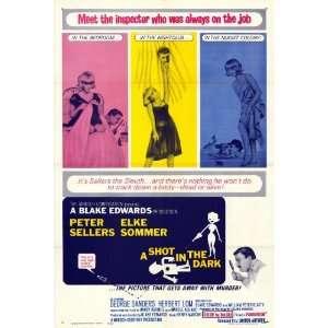 1964)  (Peter Sellers)(Elke Sommer)(Herbert Lom)(George Sanders)(Bryan