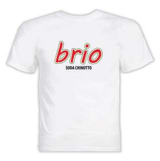 Brio Soda Chinotto Drink Soda Pop T Shirt