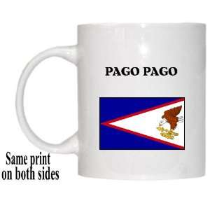 American Samoa   PAGO PAGO Mug: Everything Else