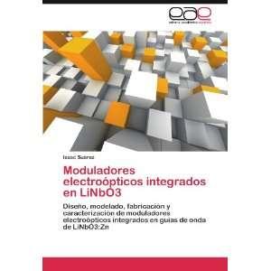 Moduladores electroópticos integrados en LiNbO3 Diseño