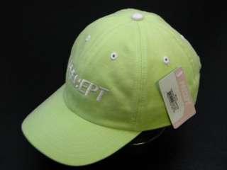 Ladies Precept Golf Hat Cap Green One Size New 760778037836