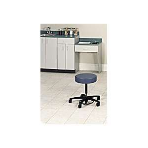 Acsry To] Hands Free Exam Stool   With Back*