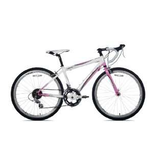 Giordano Libero 1.6 Girls Road Bike (24 Inch Wheels