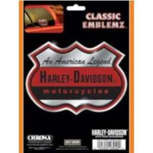 Chroma Graphics,Inc. 3020 H/Davidsn Legend Classic Emblem