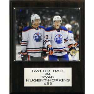 NHL Taylor Hall  Ryan Nugent Hopkins Edmonton Oilers