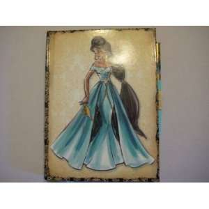 Disney Princess Designer Collection Jasmine Journal