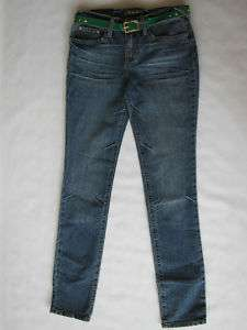 NEW JUNIOR GIRLS FABULOSITY STRETCH DENIM BLUE JEANS 3