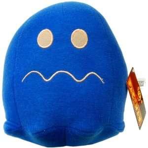 Pac Man 6 Plush Video Edition Pellet Ghost Blue Toys