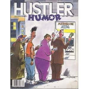 HUSTLER HUMOR 4/94 (APRIL 1994): HUSTLER MAGAZINE: Books