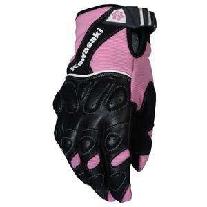 Joe Rocket Womens Kawasaki Jet Z Mesh Gloves   Large/Pink