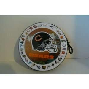 Chicago Bears NFL Team Logos CD / DVD Case Holder